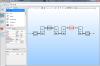 SIDLAB Double Plug Muffler Model Schematic